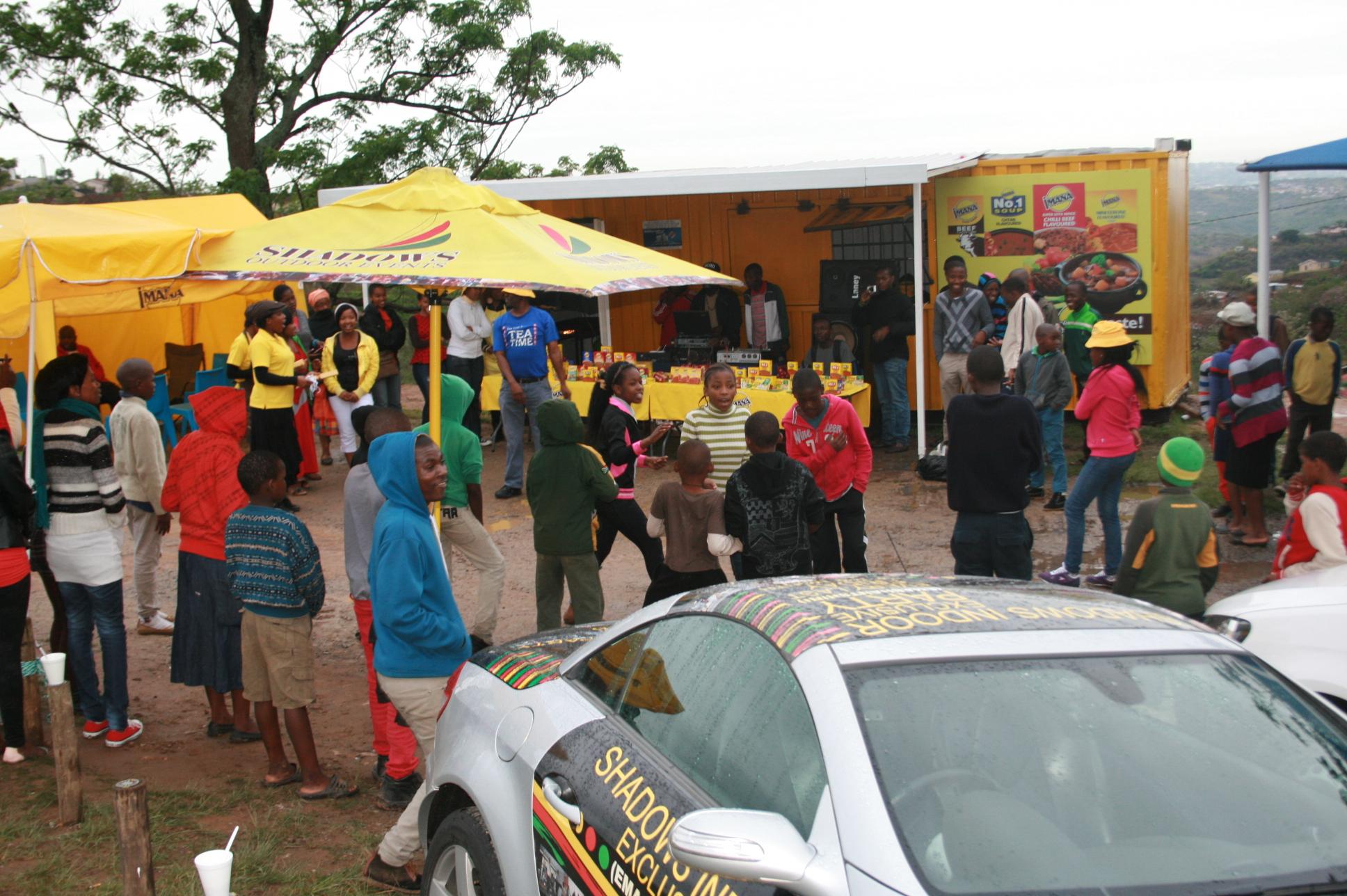 shisa nyama urine provision